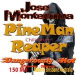 Jose Montezuma Chilli Chili Sauces Hot Sauce PineMan Reaper