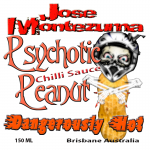 Psychotic Peanut Chili Sa