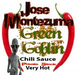 Jose Montezuma Chilli Chili Sauces Hot Sauce Green Goblin