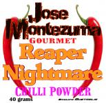 Jose Montezuma Reaper Nightmare Chilli Powder