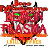 Jose Montezuma Chilli Chili Sauces Hot Sauce Demon Plasma Chili Powder