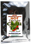 Chocolate Chilli Tea Hot