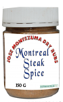Jose Montezuma Chilli Chili Sauces Hot Sauce Montreal Steak Spice - 150g