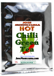 Chilli Green Tea Hot