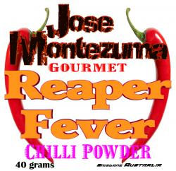 Jose Montezuma Chilli Chili Sauces Hot Sauce Reaper Fever Chilli Powder